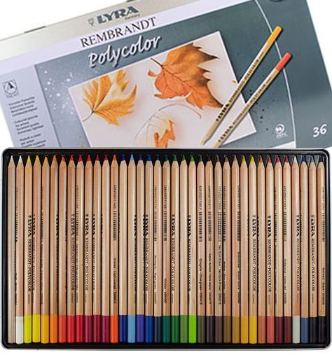 Lyra Rembrandt Coloured Pencils Coloured Pencils Pencil Design