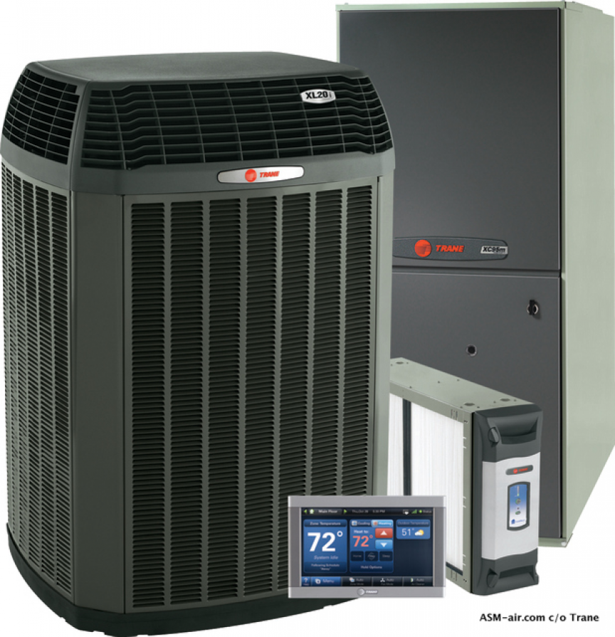 Before We Dive Into The Actual Trane Vs Lennox Air Conditioner Review Furnace Installation Heating And Air Conditioning Air Conditioning Units