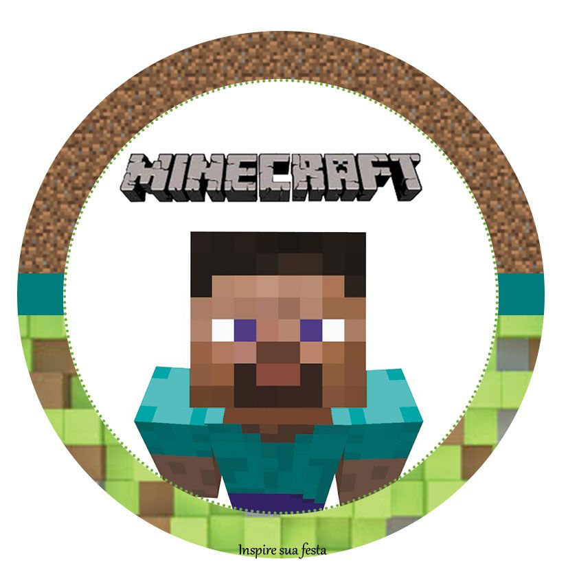 Minecraft Party Free Printable Wrappers And Toppers Party Den