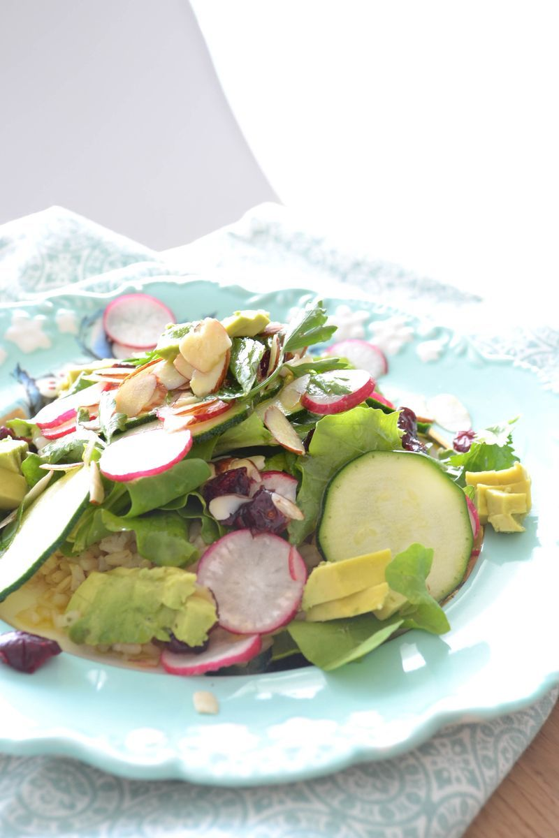 Green Vitamin Salad