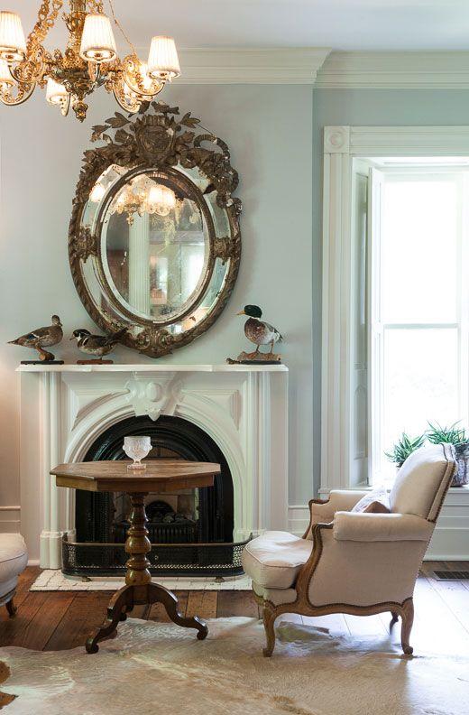 Inside Beautiful Botherum Jon Carloftiss home in Lexington