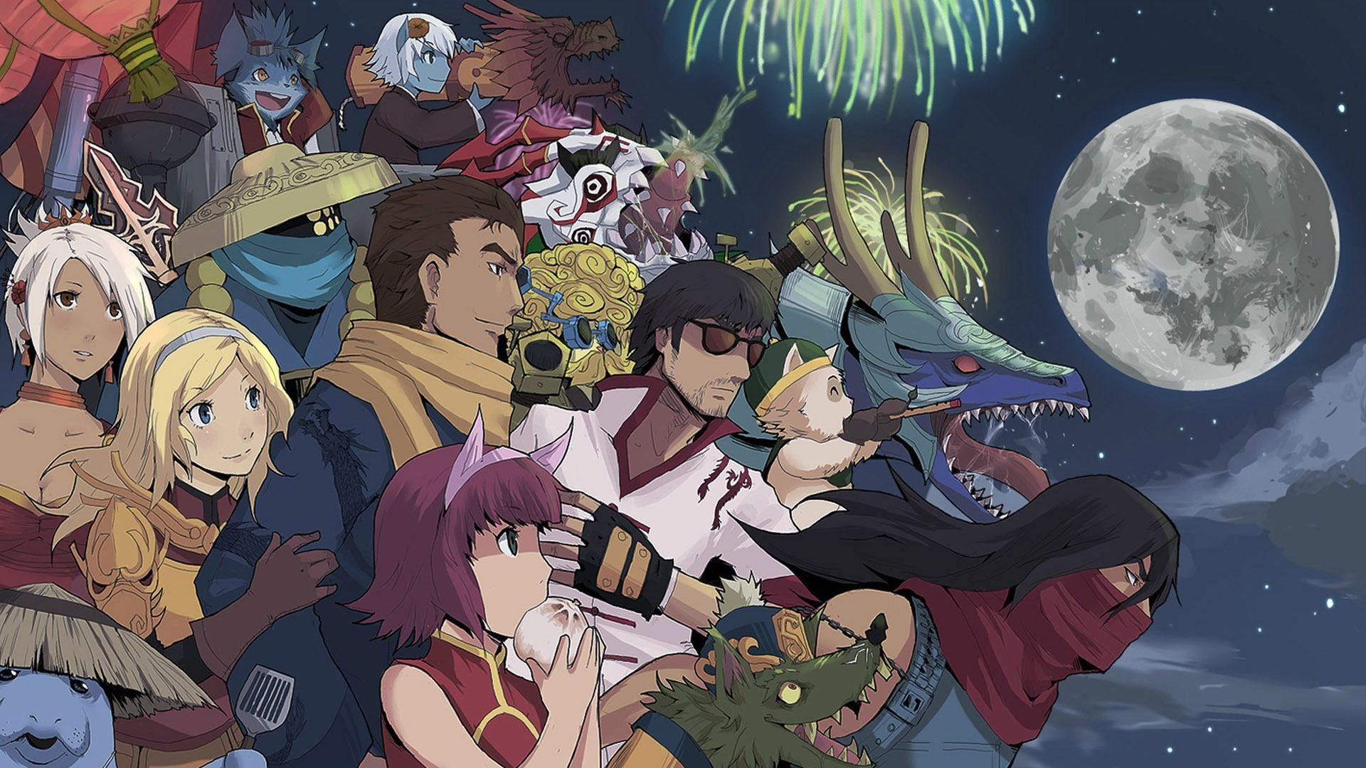 Pin by malachi vesey on league of legends anime art