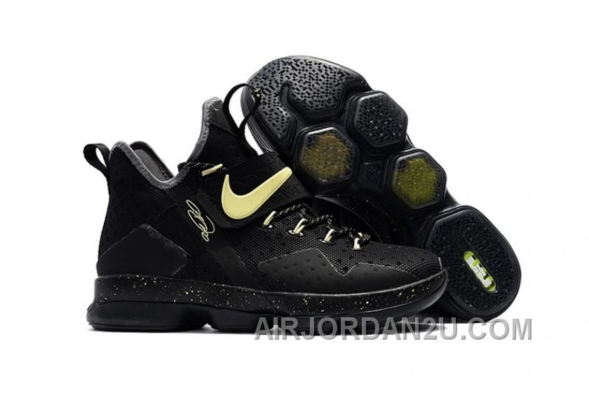 Cheap Nike LeBron 14 Black Glow In The Dark For Sale,Discount shoes,cheap  sneakers