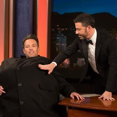 Matt Damon Finally Makes It On Jimmy Kimmel Ben Affleck Ben And Casey Affleck Celebrity Feuds