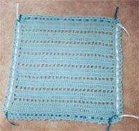 Burial Blanket 15x15 Hospital Boxes Preemie Crochet Baby Hats