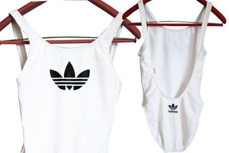 ADIDAS Authentic Vintage Swimsuit