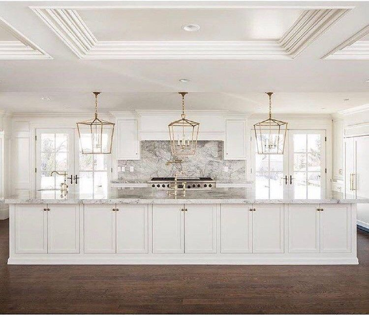 28 Best Ideas For Luxury White Kitchen Design Decor Ideas In 2020 Kitchen Design Decor White Kitchen Design Luxury Kitchens
