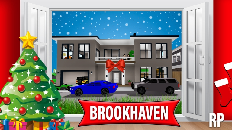 6 Brookhaven Rp Roblox Brookhaven Roblox Holiday Decor