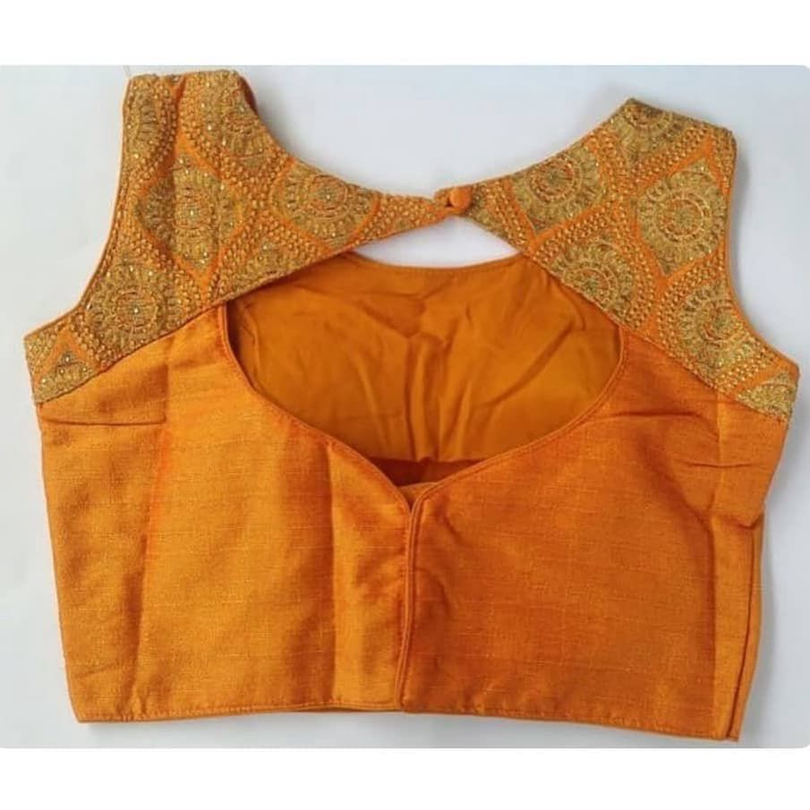 Surprise..... #blousedesigns