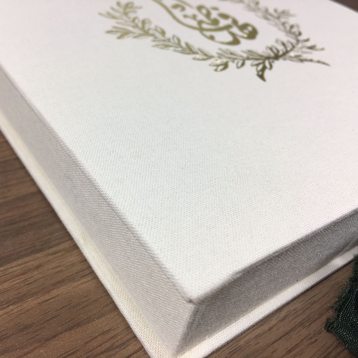 Linen box | Wedding invitation boxes | Pinterest | Wedding boxes ...