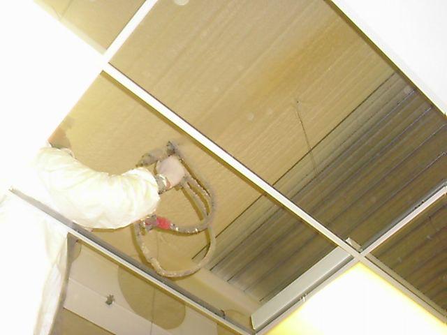 Foam Insulation To Eliminate Condensation Spray Foam Roof Insulation Roof Insulation Foam Insulation
