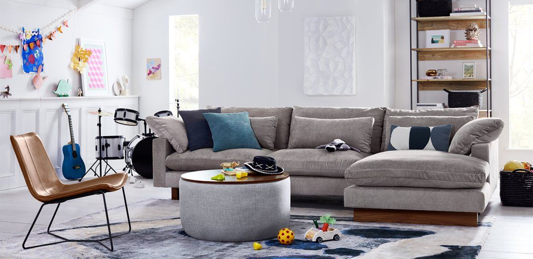 Harmony Sectional Set 01 Left Arm 2 5 Seater Sofa Right Arm
