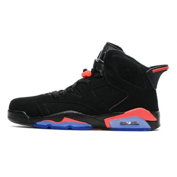 the latest bbe0b 5af55 low cost air jordan 6 infrared 23 black red retro cheap ...