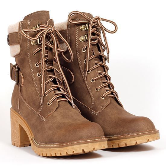 e57befe62e78 Ladies Ankle Boot - 9789 TAUP
