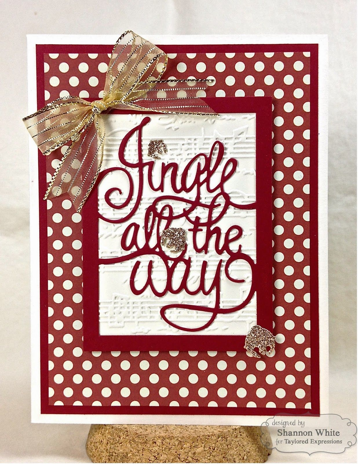Home For The Holidays Collection-Jingle All The Way ... |Pinterest Jingle All The Way