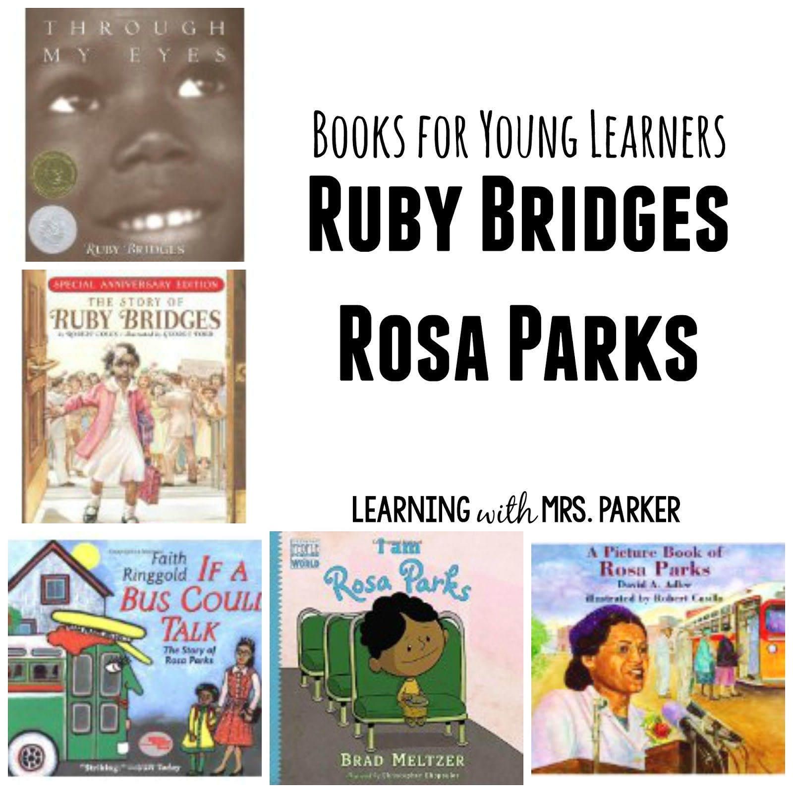A Collection Of Books To Use With Young Learners To Teach