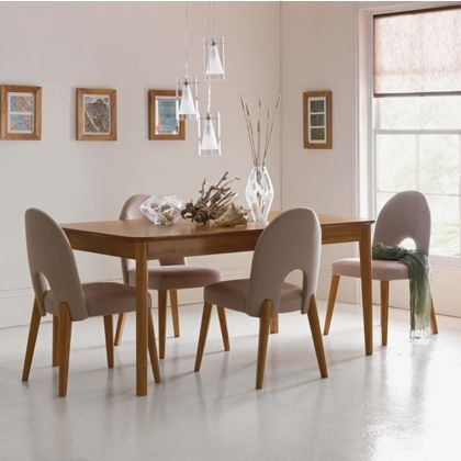 EMMETT EXTENDING DINING TABLE OAK At Homebase Be Inspired And Make Your House A