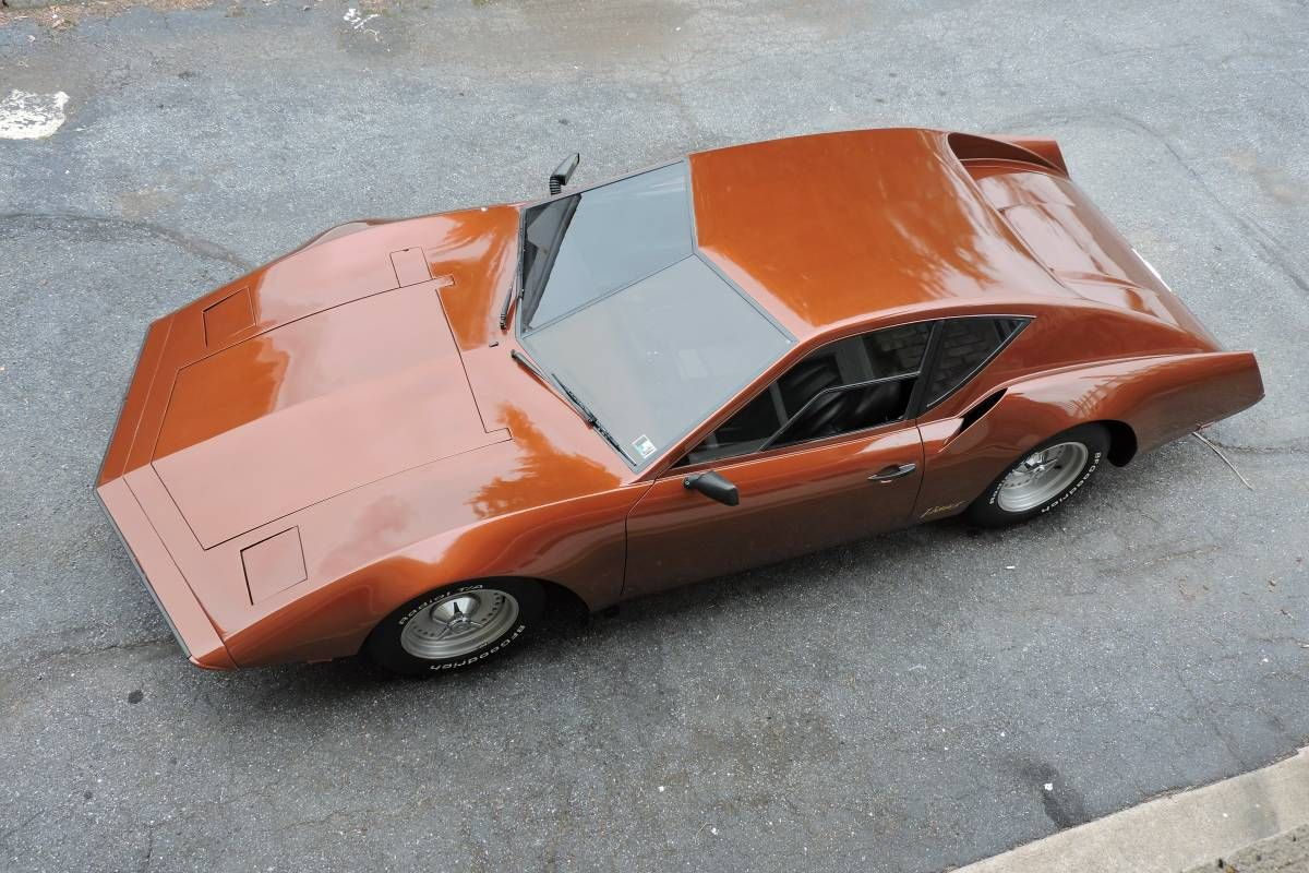 Marcotte Vision Handcrafted Car For