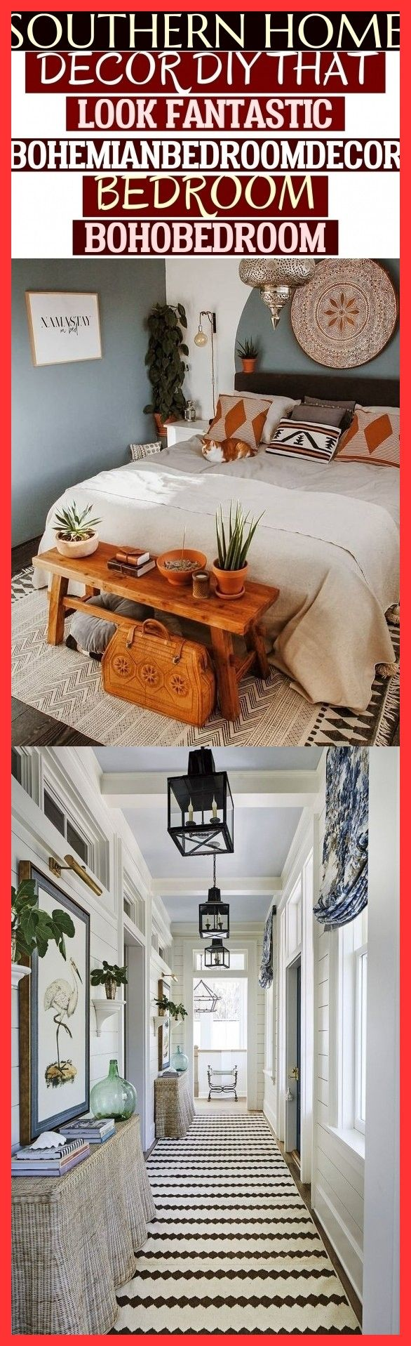 Southern Home Decor Diy That Look Fantastic Bohemianbedroomdecor Bedroom Bohobedroom