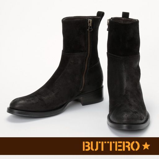 The fashion boots / men boots / zip up boots /BUTTERO/B822/ outlet ...