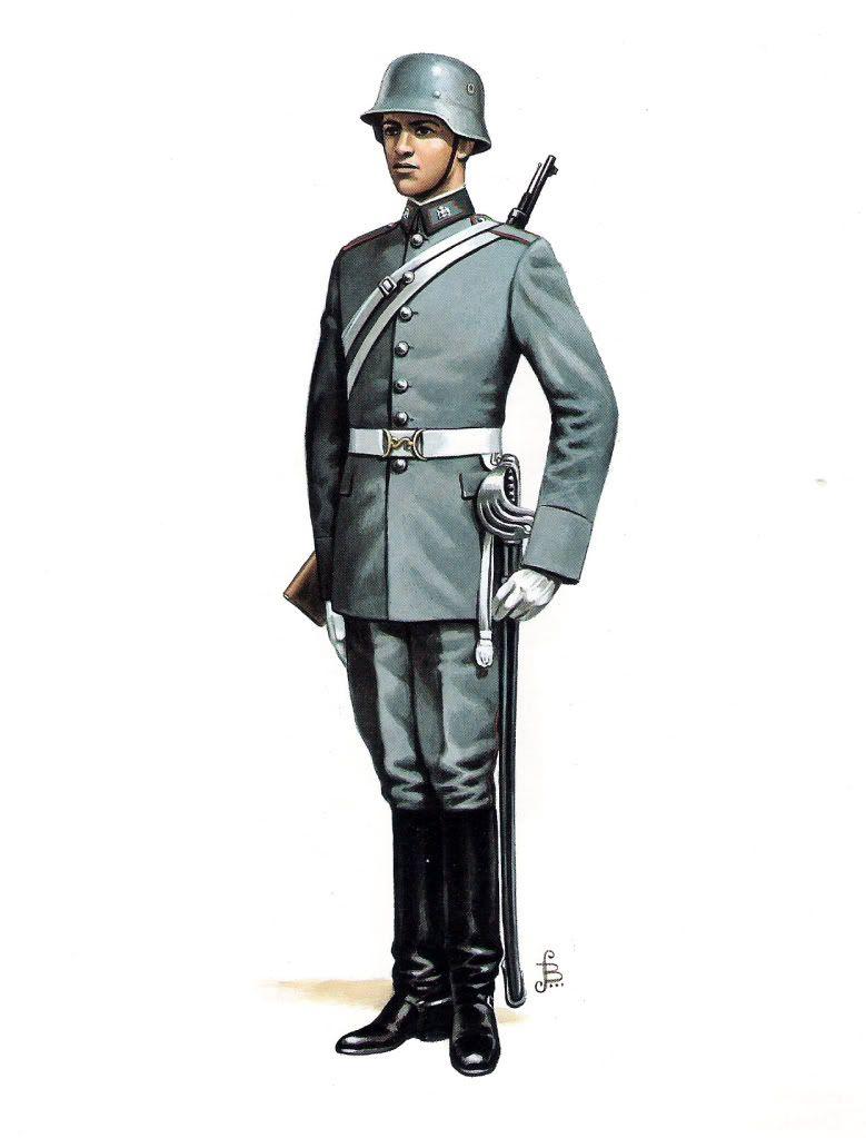 Chile uniforme