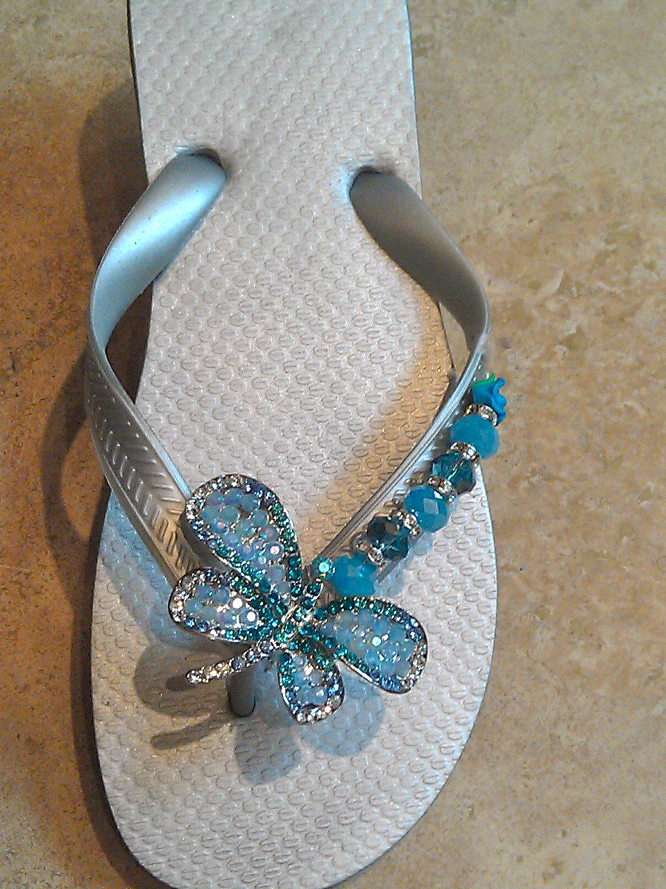 DRAGONFLY, OH MY! By Flipinista, Your BFF (Best Flip Flop