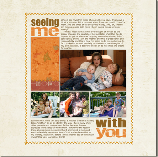 Tips For Writing About Yourself On Scrapbook Pages Scrapbook