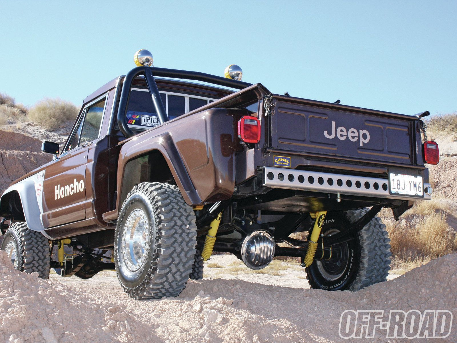 jeep honcho #6 | autos of which i'm desirous. | pinterest | jeeps
