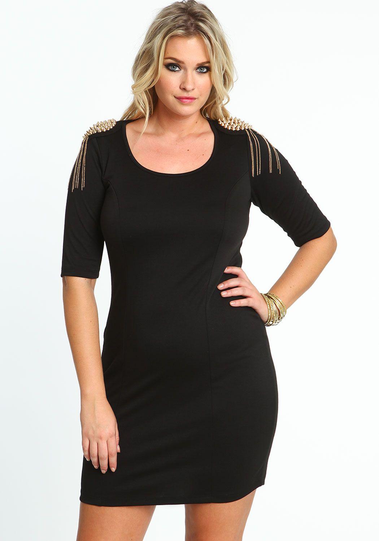 Plus size bodycon dresses uk