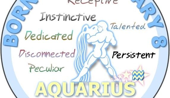 february 8 birthday astrology aquarius