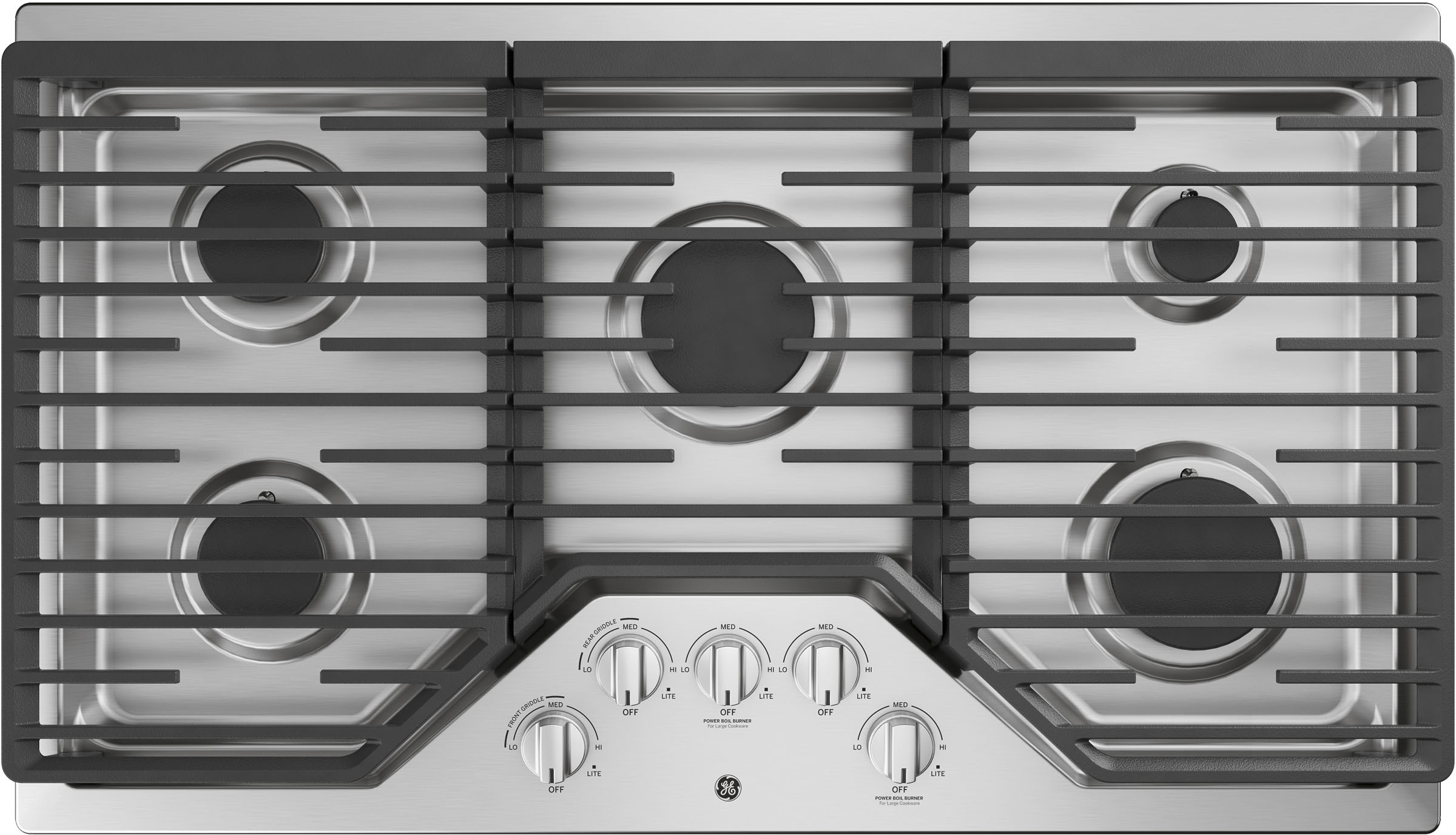 Ge Jgp5036slss Single Wall Oven Stainless Steel Griddle