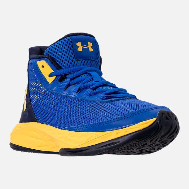 232aa93f7b3 Under Armour Boys  Grade School Jet 2018 Basketball Shoes