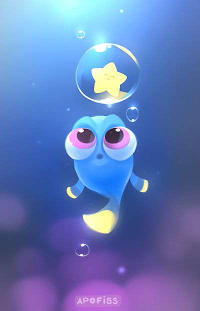 repost from my INSTAGRAM account of a Dory fanart! great movie and lots of funny moments, had to have a quicky fanart :] used photoshop and paint tool sai. FAQ Me elsewhere: Fa...