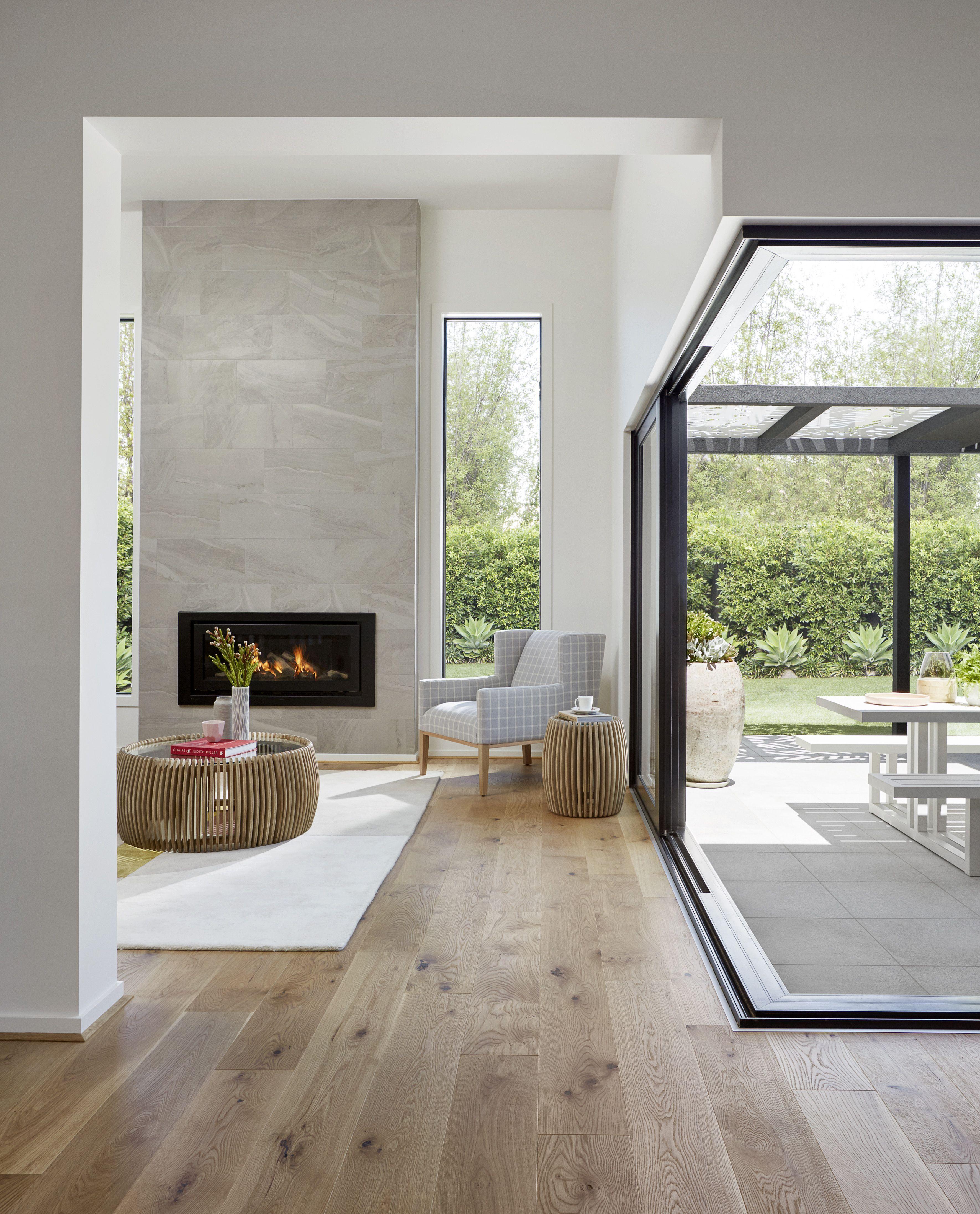 Coco Republic Interior Design Produced A Contemporary Living Space