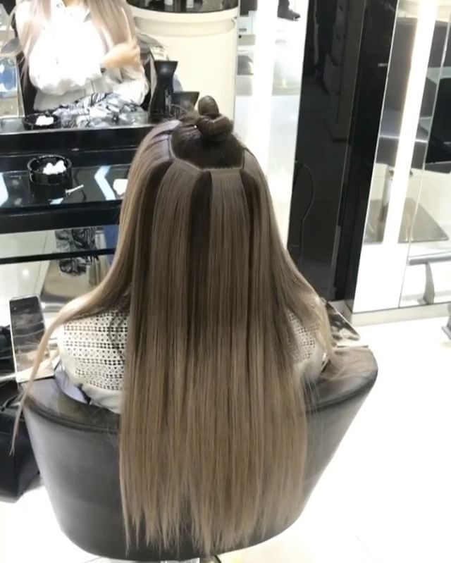 My Personal Favorite Color Hair Color Transformation By Mouniiiir