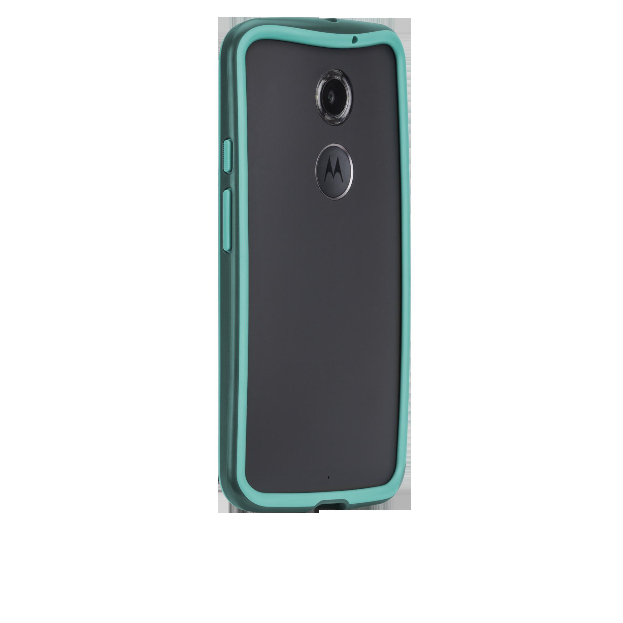 Tough Frame Case - Dark Teal & Turquoise