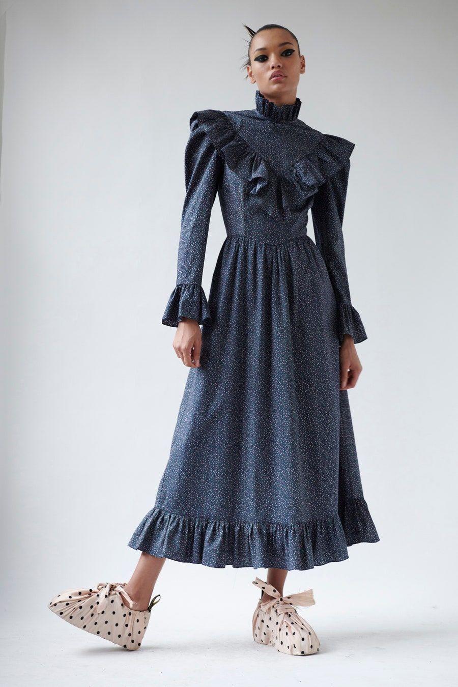 Batsheva Spring 8 Ready-to-Wear Fashion Show  Eclectic fashion