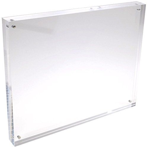 4x6 Clear Acrylic Picture Frame; Magnetic Acrylic Photo Frames ...