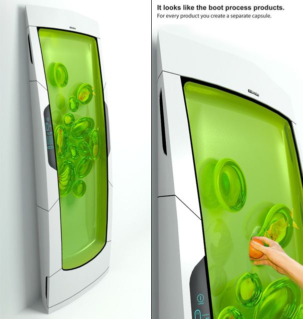 Cool Kitchen Appliances appliances (tuesday) | refrigerator, robot and drawers