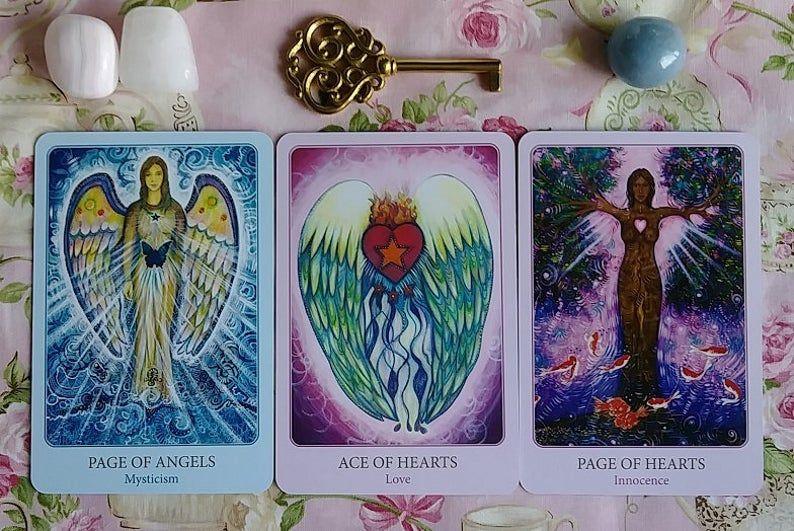 The Art of Love Tarot Love tarot card, Reading tarot