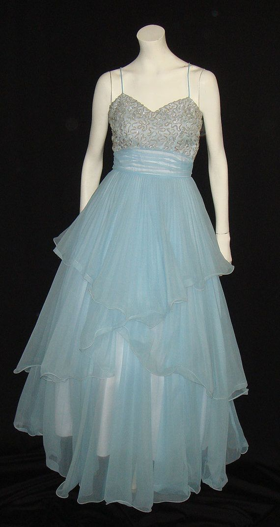 Cinderella - 60s style.-for my christmas ball? haha | Ball Gowns ...