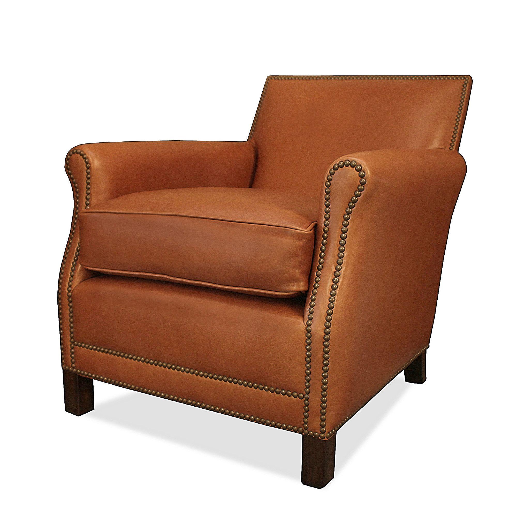 Fantastic Salzburg Leather Arm Chair Wayfair Home Accent Chairs Bralicious Painted Fabric Chair Ideas Braliciousco