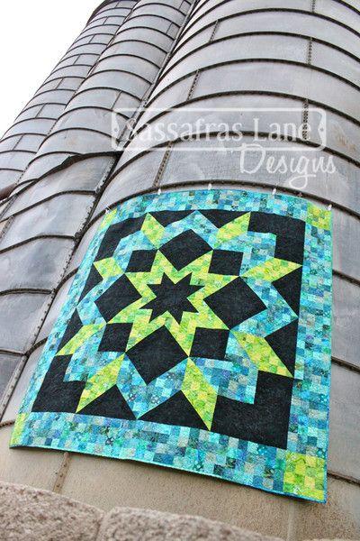 Atlantic Avenue Quilt Pattern by Sassafras Lane Designs