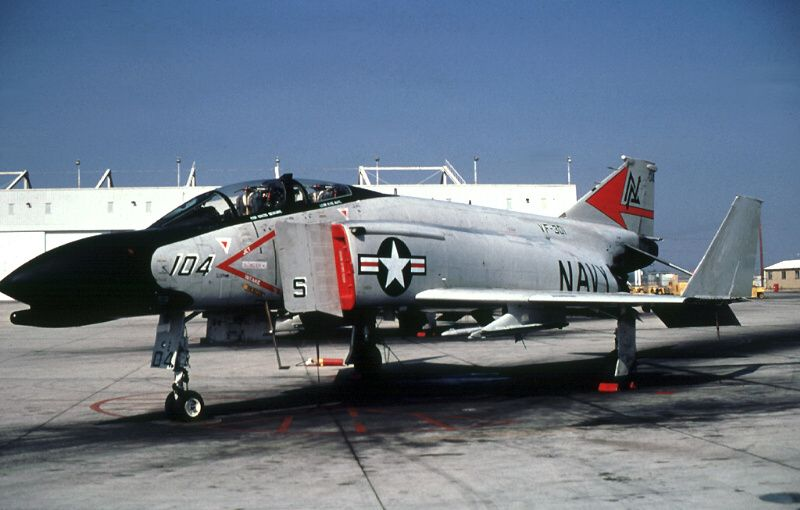 F4S Phantom II VF301 Devils Diciples Ltd Ed. -- Plastic