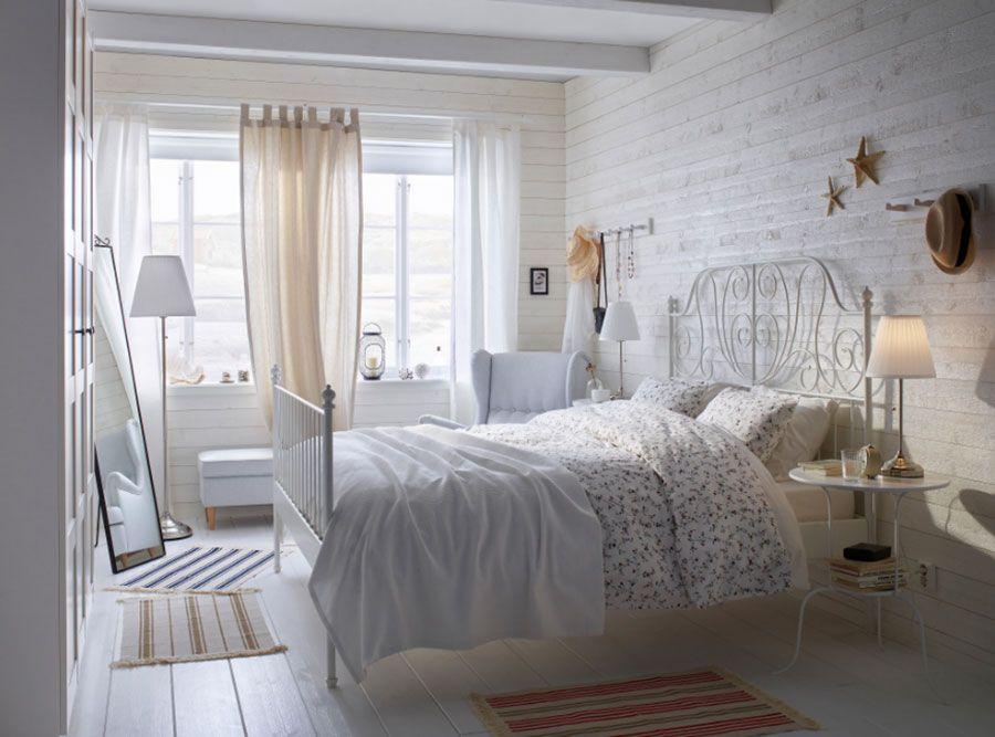 Shabby Chic Ikea : Camera da letto shabby chic ikea tante idee per arredi romantici
