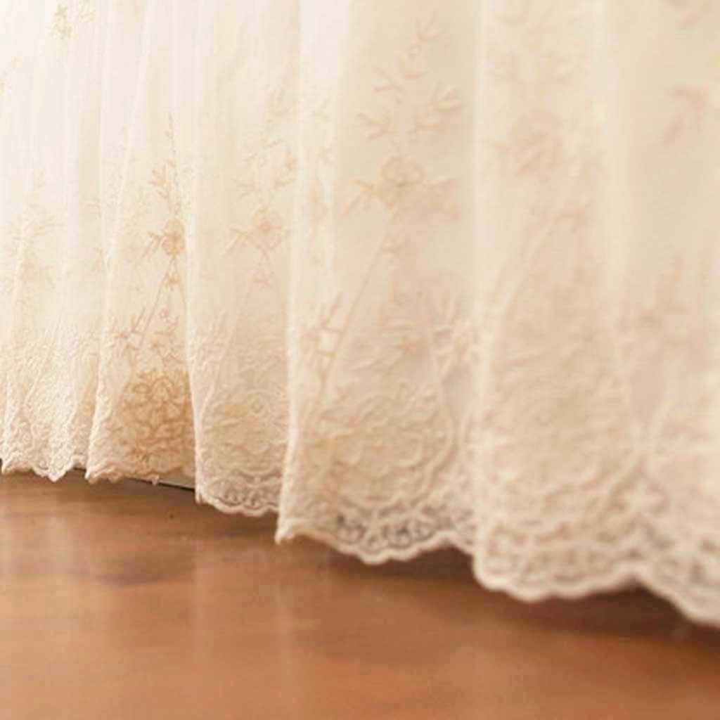 Lace Love Bed Skirt Shabby Chic Furniture Shabby Chic Furniture