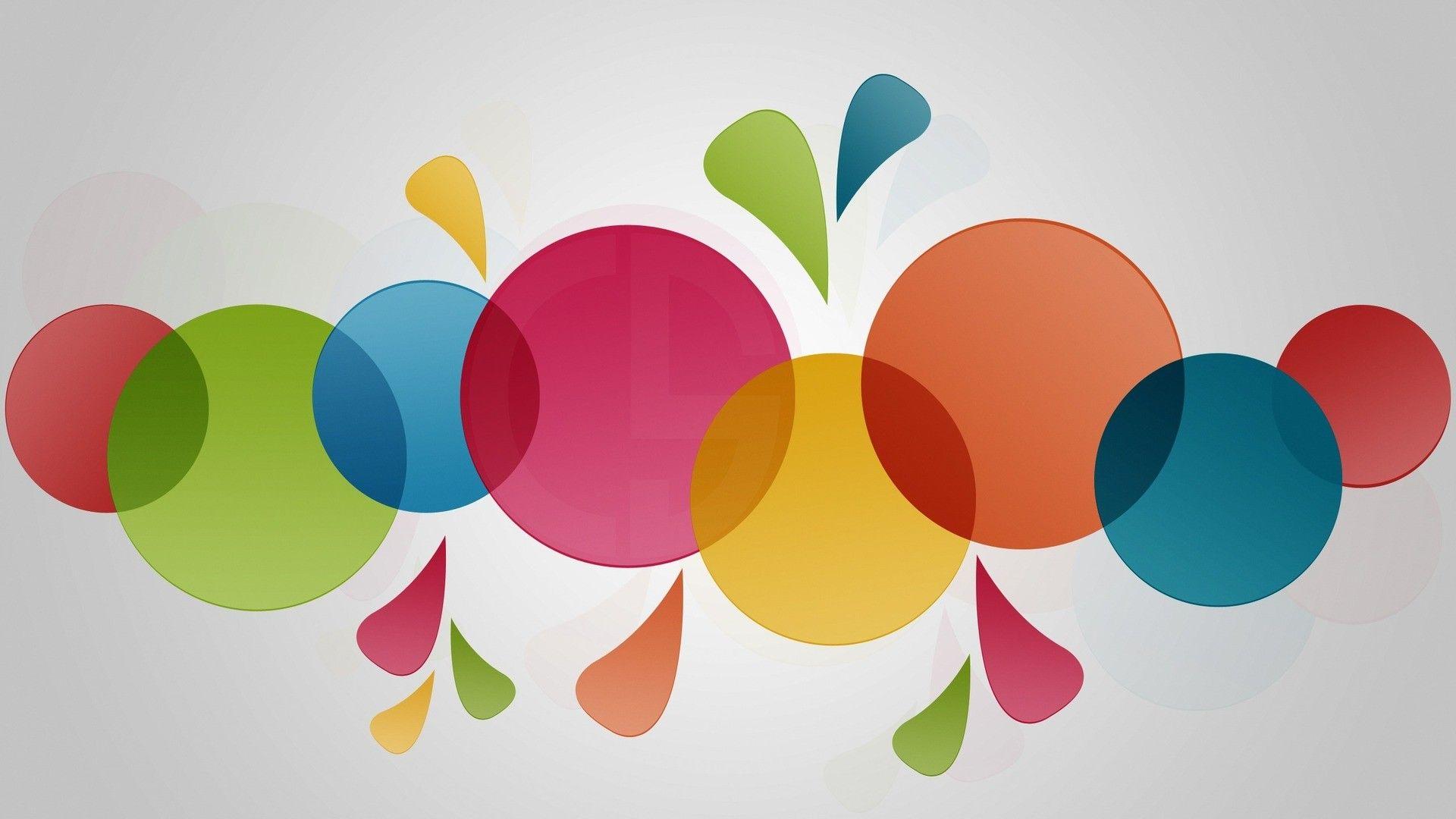 Images For Circles Abstract Creative Design Art Circle Art Art Wallpaper