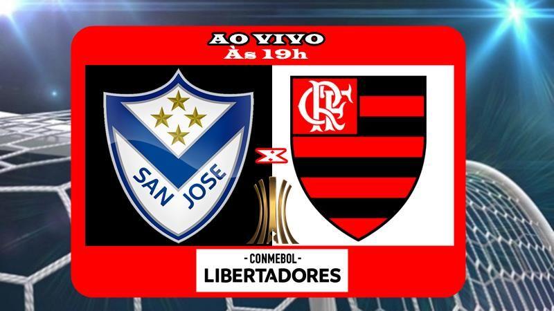Veja Onde Ver Ao Vivo Jogo San Jose X Flamengo Na Libertadores