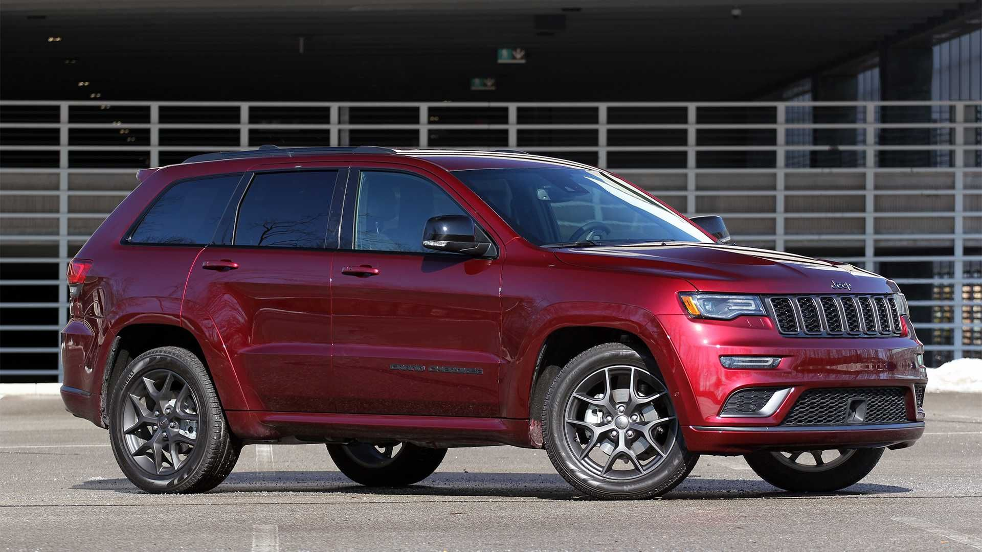2019 Jeep Grand Cherokee Limited X Towing Capacity Feels Free To