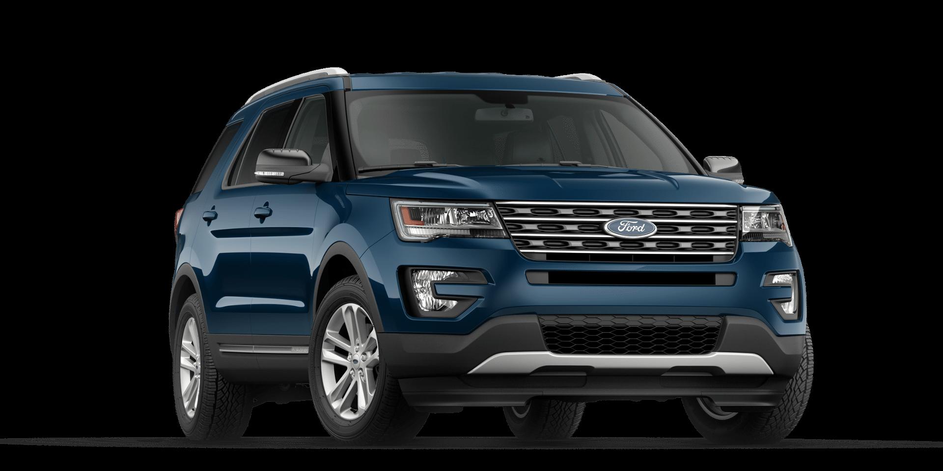 2016 Ford Explorer Build Price
